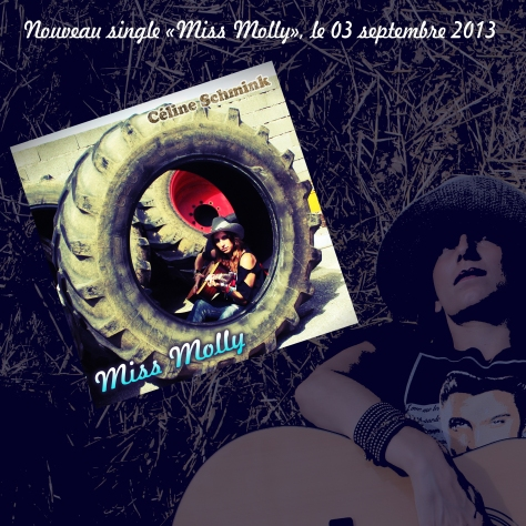 "Nouveau single ""Miss Molly"""
