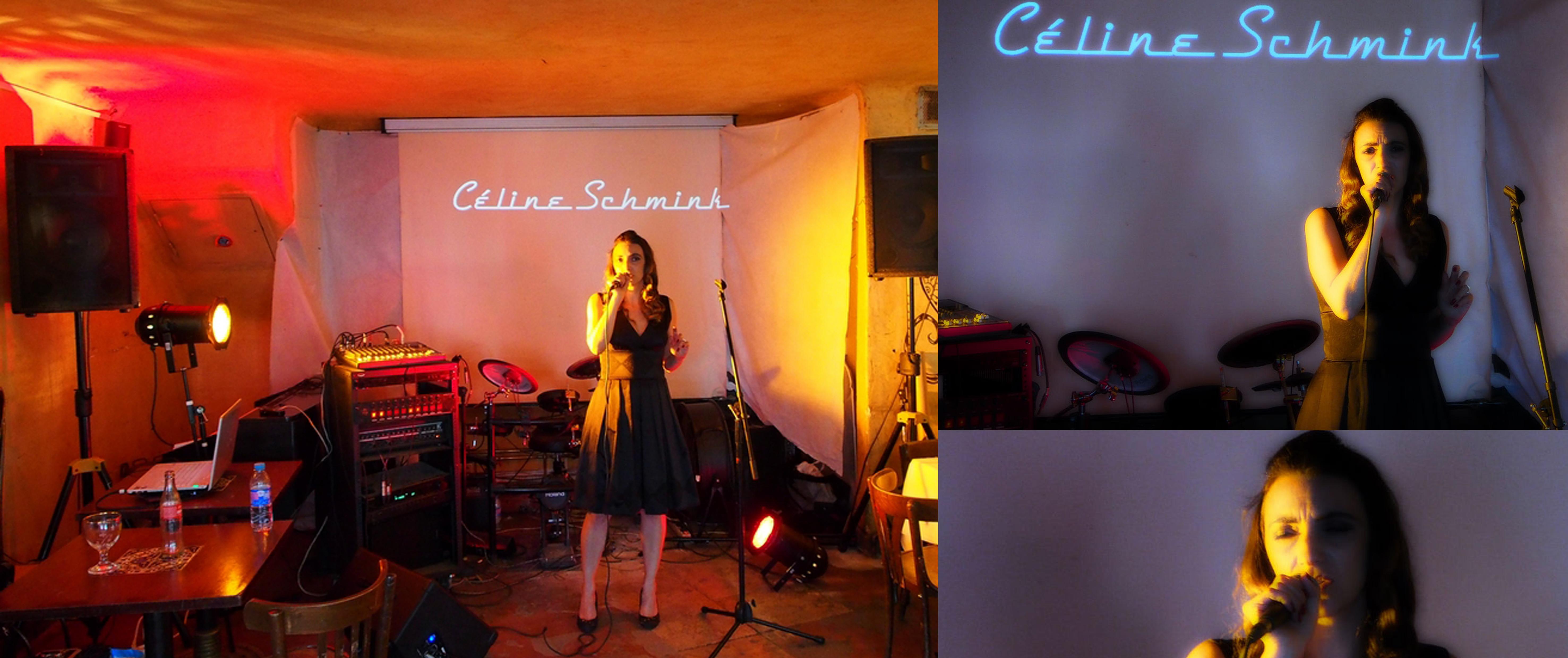 Céline Schmink, le renouveau du rétro rock à la française