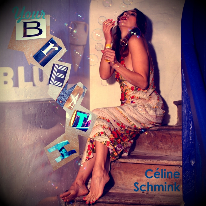 Pochette du single Your breath de Céline Schmink